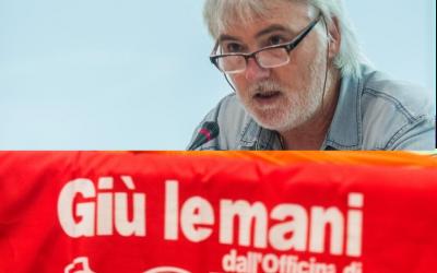 """Gianni Frizzo – Officine: """"la calunnia è un venticello… """""""